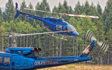 C-GHQW - Coldstream Helicopters Bell 206B Jetranger