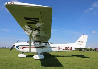 G-LSCM - Private Cessna 172 Skyhawk (all models except RG)
