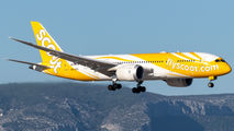 9V-OFK - Scoot Boeing 787-8 Dreamliner aircraft