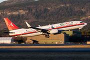 EC-NAB - AlbaStar Boeing 737-800 aircraft