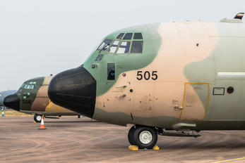 505 - Oman - Air Force Lockheed C-130J Hercules