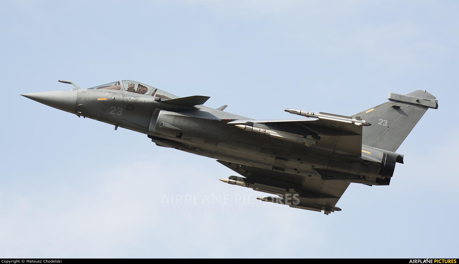 France - Navy 23 aircraft at Fairford