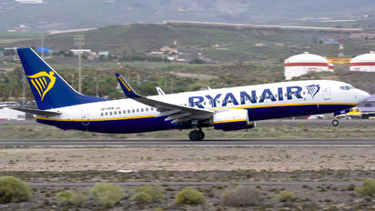 SP-RSM - Ryanair Boeing 737-8AS