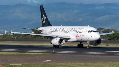 N524TA - Avianca Airbus A319