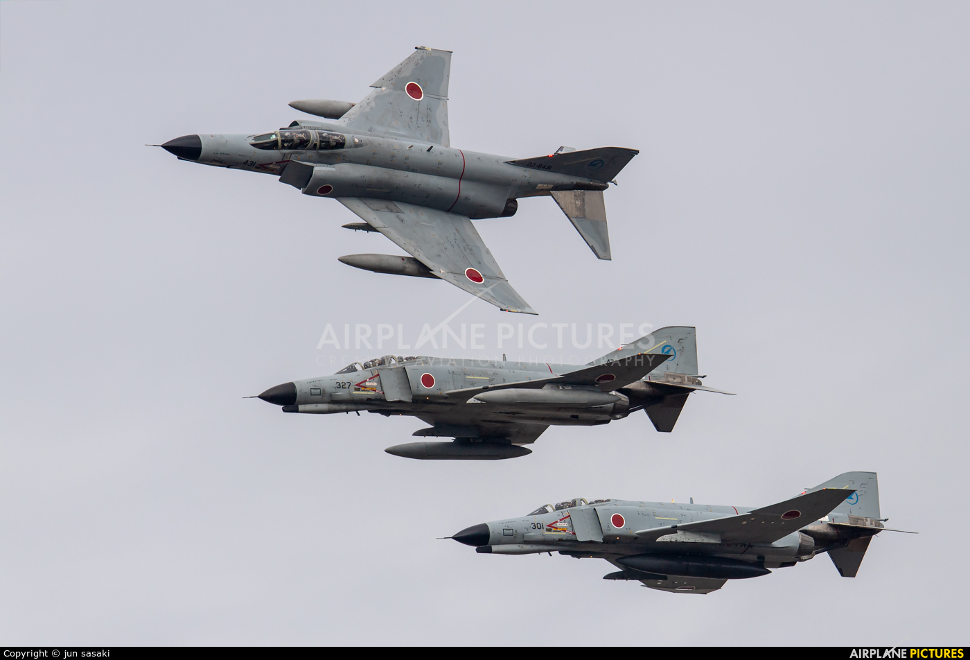 Japan - Air Self Defence Force 47-8327 aircraft at Gifu AB
