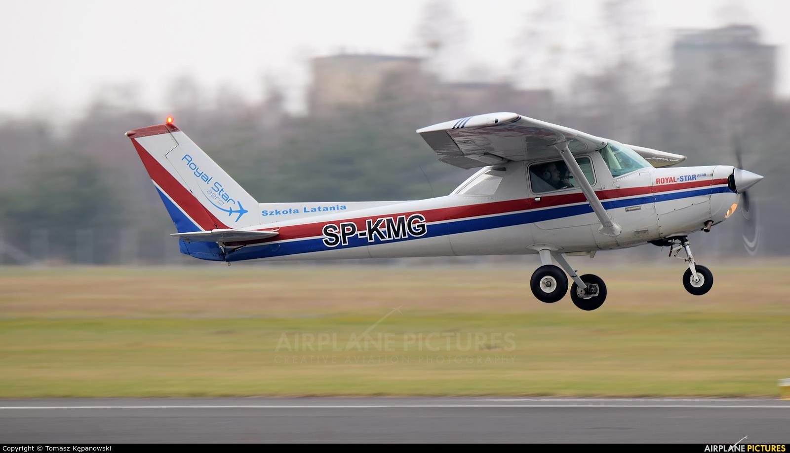 Royal Star Aero SP-KMG aircraft at Mielec