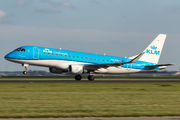 PH-EXK - KLM Cityhopper Embraer ERJ-175 (170-200) aircraft