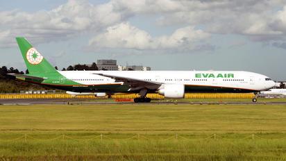 B-16738 - Eva Air Boeing 777-300ER
