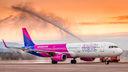 #6 Wizz Air Airbus A321 HA-LTE taken by Marko Stojković