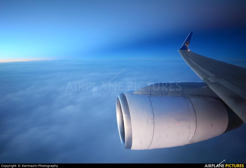 Air Astana P4-EAS aircraft at In Flight - International