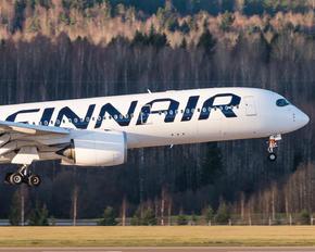 OH-LWD - Finnair Airbus A350-900
