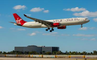 G-VGBR - Virgin Atlantic Airbus A330-300