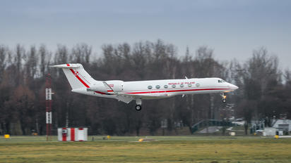 0002 - Poland - Air Force Gulfstream Aerospace G-V, G-V-SP, G500, G550
