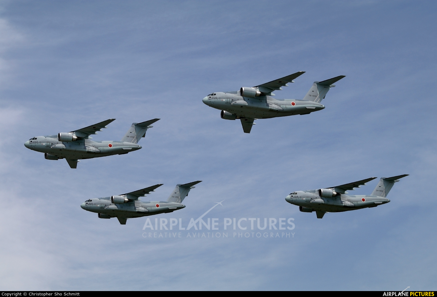 Japan - Air Self Defence Force 68-1204 aircraft at Yonago - Miho AB