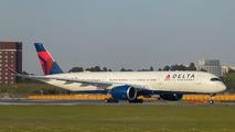 N503DN - Delta Air Lines Airbus A350-900 aircraft