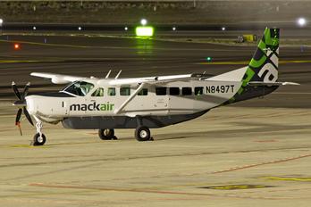 N8497T - Mack Air Cessna 208B Grand Caravan