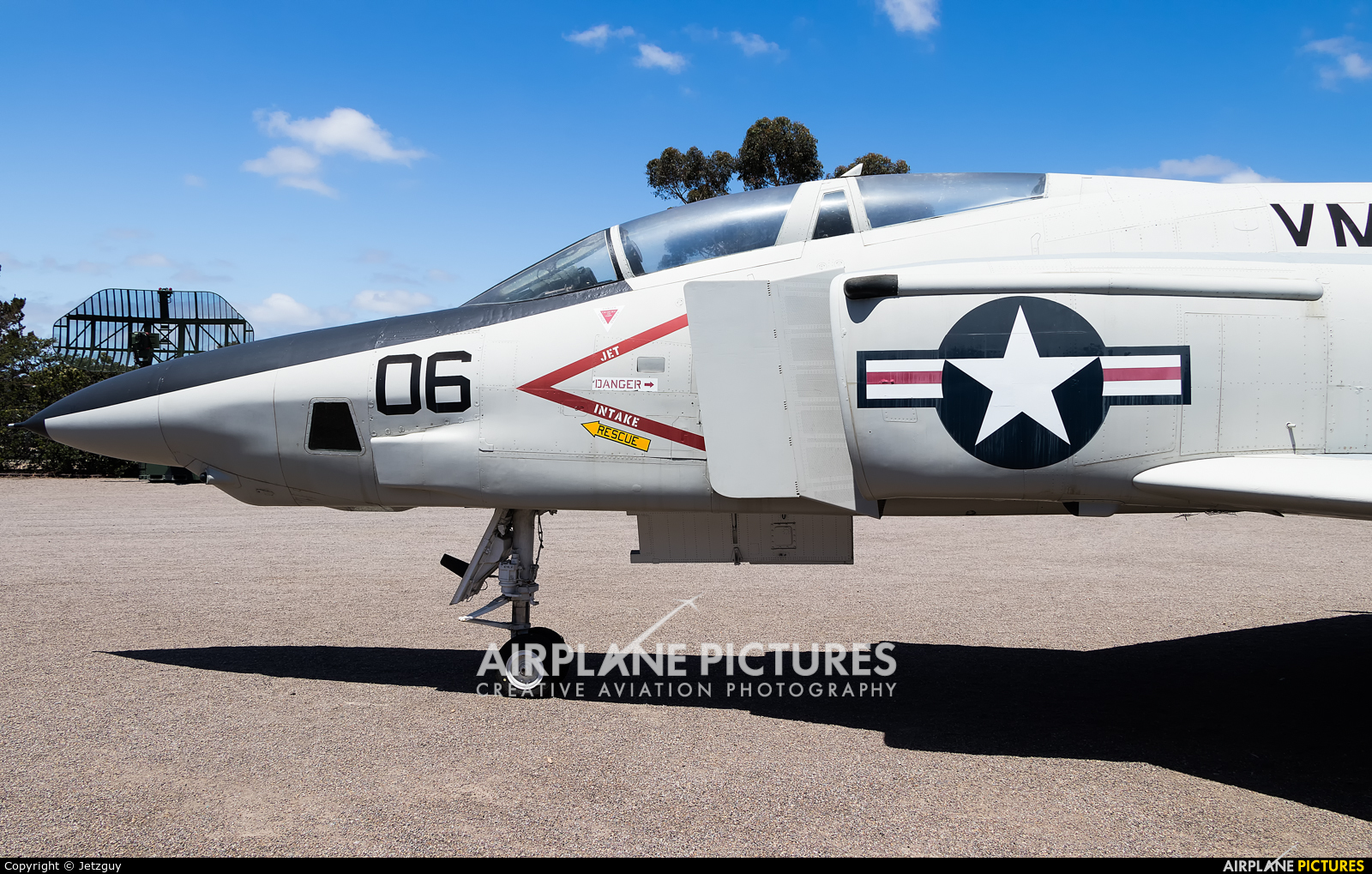 USA - Marine Corps 151981 aircraft at Miramar MCAS - Flying Leatherneck Aviation Museum