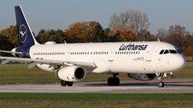 D-AIRK - Lufthansa Airbus A321 aircraft