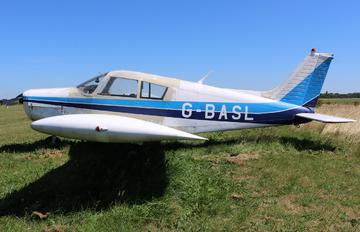 G-BASL - Private Piper PA-28 Cherokee