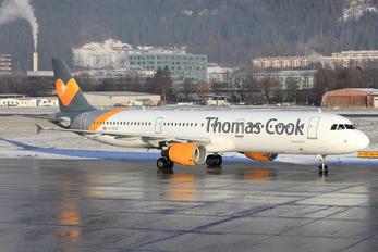 G-TCDX - Thomas Cook Airbus A321