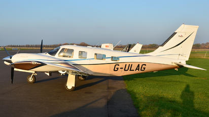 G-ULAG - Private Piper PA-34 Seneca