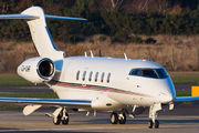 CS-CHF - NetJets Europe (Portugal) Bombardier BD-100 Challenger 350 series aircraft