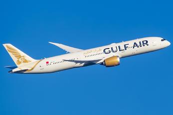 A9C-FD - Gulf Air Boeing 787-9 Dreamliner