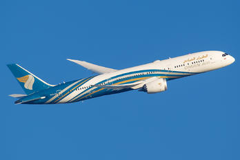 A4O-SF - Oman Air Boeing 787-9 Dreamliner