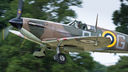 """#4 Royal Air Force """"Battle of Britain Memorial Flight&quot Supermarine Spitfire Mk.IIa P7350 taken by Richard Parkhouse"""