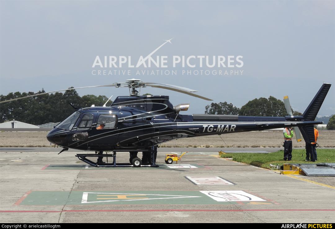 Private TG-MAR aircraft at Guatemala - La Aurora