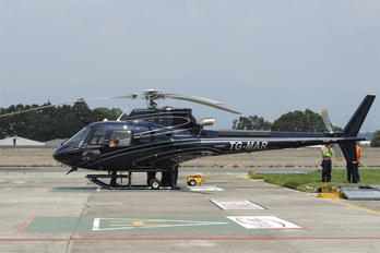 TG-MAR - Private Aerospatiale AS350 Ecureuil / Squirrel