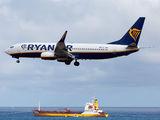 EI-GXH - Ryanair Boeing 737-8AS aircraft