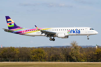 4X-EMF - Arkia Embraer ERJ-195 (190-200)