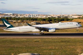 B-LXA - Cathay Pacific Airbus A350-1000