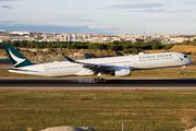 B-LXA - Cathay Pacific Airbus A350-1000 aircraft