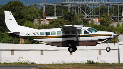 TG-JFT - Private Cessna 208 Caravan