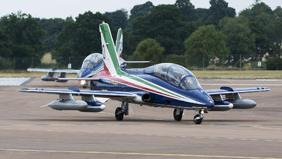 "MM54534 - Italy - Air Force ""Frecce Tricolori"" Aermacchi MB-339-A/PAN"