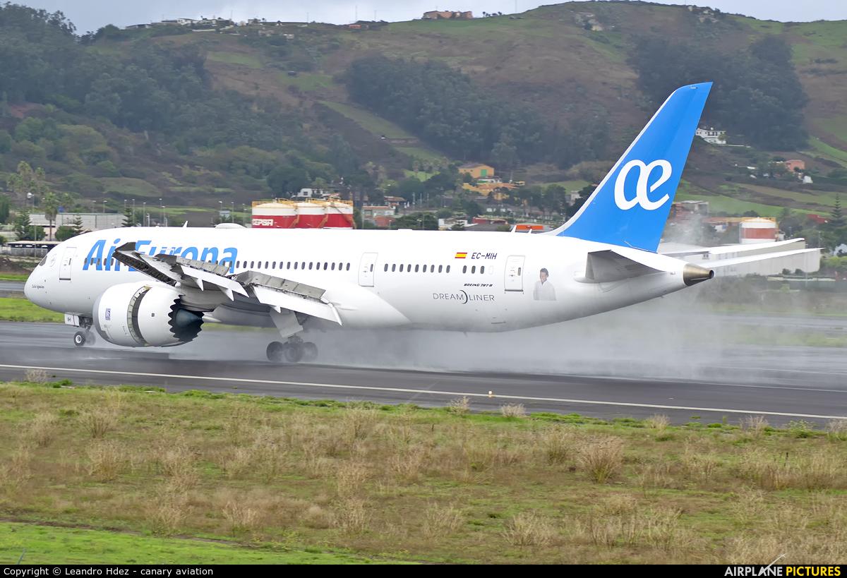 Air Europa EC-MIH aircraft at Tenerife Norte - Los Rodeos