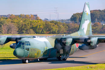 75-1075 - Japan - Air Self Defence Force Lockheed C-130H Hercules