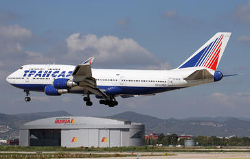 EI-XLG - Transaero Airlines Boeing 747-400