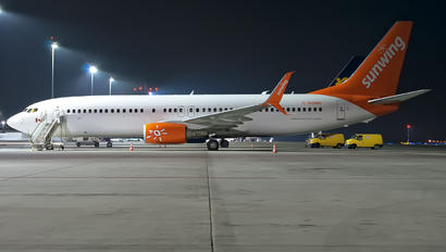 C-GOWG - Sunwing Airlines Boeing 737-800