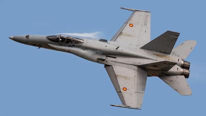 C.15-57 - Spain - Air Force McDonnell Douglas EF-18A Hornet