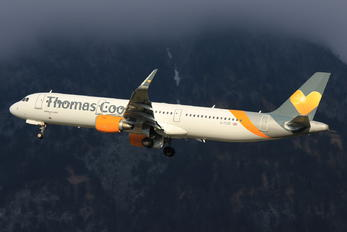 G-TCDF - Thomas Cook Airbus A321