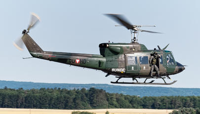 5D-HD - Austria - Air Force Agusta / Agusta-Bell AB 212AM