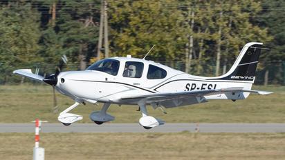 SP-FSI - Private Cirrus SR22