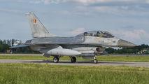 FB-23 - Belgium - Air Force General Dynamics F-16BM Fighting Falcon aircraft