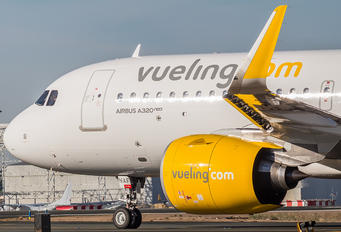 EC-NAF - Vueling Airlines Airbus A320 NEO