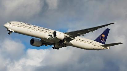 HZ-AK27 - Saudi Arabian Airlines Boeing 777-300ER