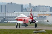J-3089 - Switzerland - Air Force:  Patrouille de Suisse Northrop F-5E Tiger II aircraft