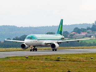 EI-GAL - Aer Lingus Airbus A320